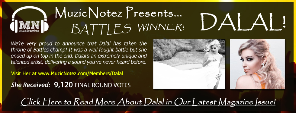 Dalal is Our Battle Champion!