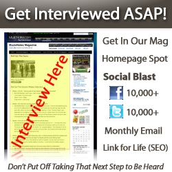 Get Interviewed Today!
